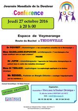 CONFERENCE THIONVILLE